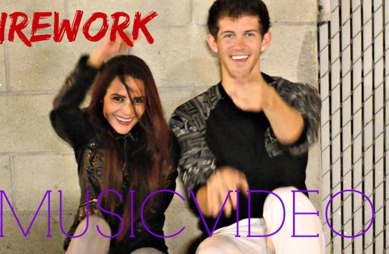 """""""Firework"""" – Katy Perry (ASL Music Video) Ft. Stephanie Nogueras"""