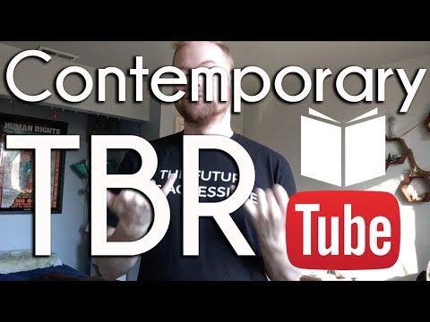 Contemporary-a-thon Round 2 TBR | BookTube