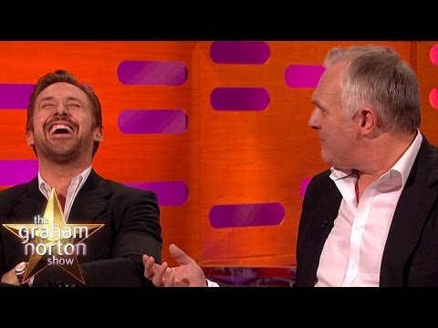 Ryan Gosling Can't Cope With Greg Davies' Ridiculous Story – The Graham Norton Show