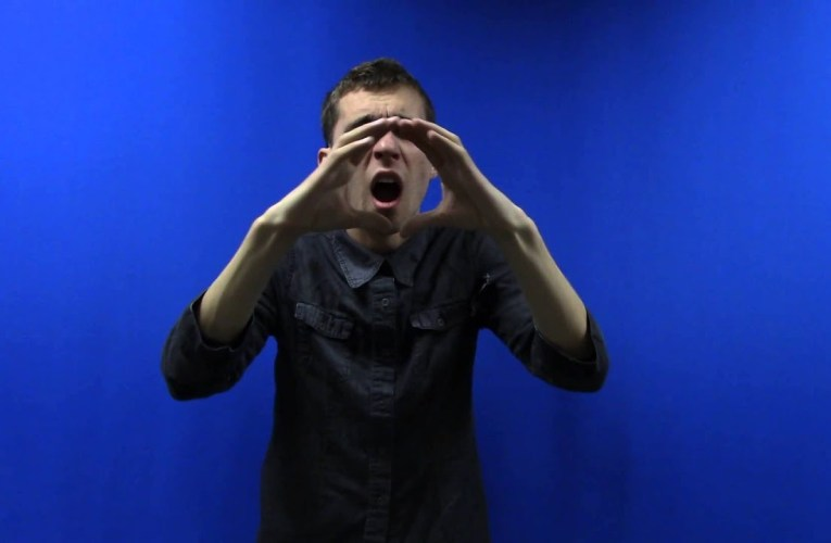 Sign of Love (ASL Poem)
