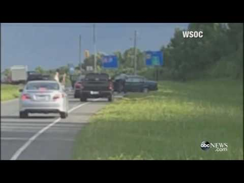New Video Shows Beginning of Chase Before Police Shooting of Deaf Man