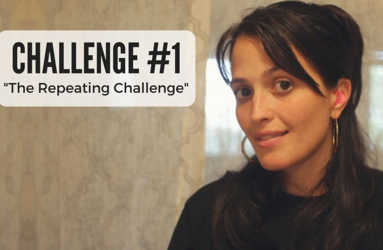 Challenge #1: The Repeating Challenge