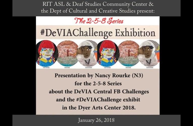 DeVia Challenge