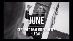 deaf@work: JUNE