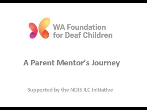 A Parent Mentor's Journey