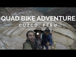 Peru: Maras & Moray Quad bike Adventure in Cuzco!