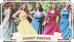 Princess Disney Bounding // Miss Candyfloss Brand Review