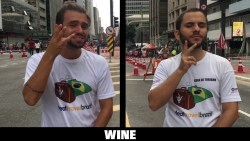 American Sign Language (ASL) V.S. Brazilian Sign Language (Libras)