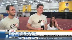 RIT on TV: Imagine RIT 2016 Preview—Portable Coffee Maker