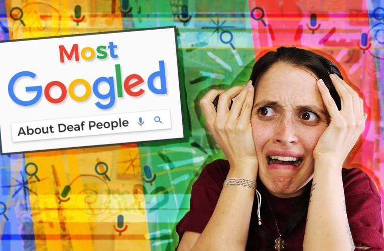 Most Googled About Deaf People ❤ Jessica Marie Flores ❤