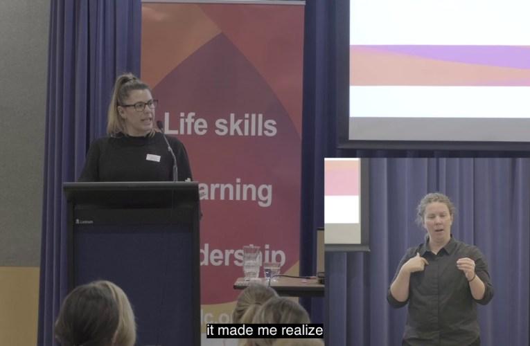 WAFDC Deaf Express 2019 – Deanna Chinnery