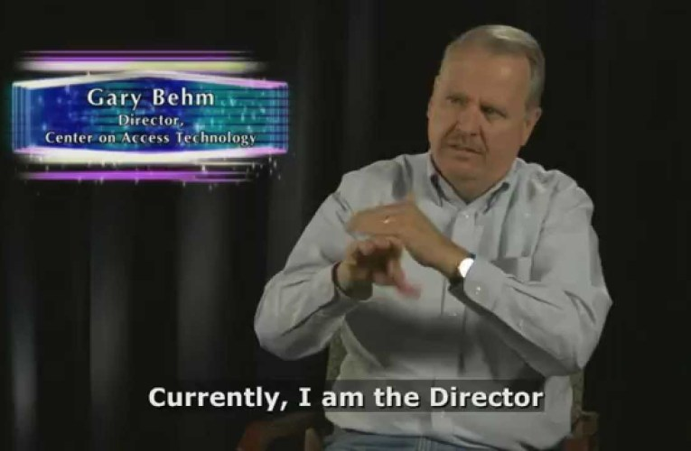 Breaking the Glass Ceiling: Gary Behm