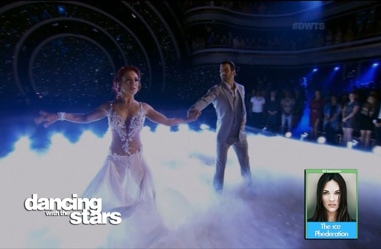 DWTS 22 Week 5 – Nyle DiMarco & Sharna | LIVE 4-18-16