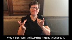 Workshop Teaser: ASL Fingerwording with Molly O'Hara - 2019 Missouri Interpreters Conference