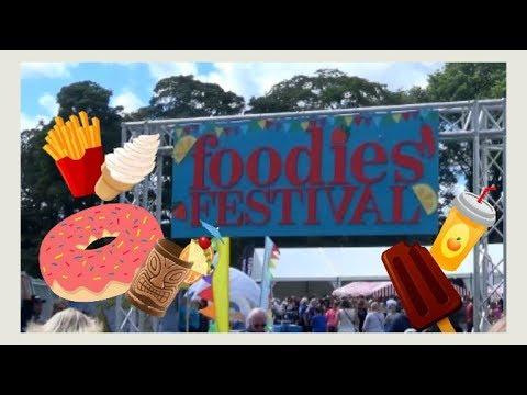EDINBURGH FOODIES FESTIVAL| VLOG