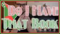 Do I Have That Book? Challenge | BookTube/Vlogmas