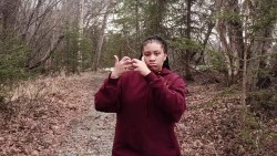 Alaska State School for Deaf and Hard of Hearing - AKSD's Student Video