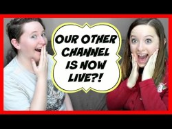Our Other Channel Is Now Live?!  ┃ ASL Stew