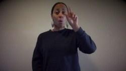 January 2018 Prison Correspondence (ASL Translation)