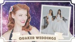 I do... but does God? // Quaker Weddings