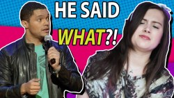 "Deaf Person Reacts To Trevor Noah ""Jokes About Deaf People"" 