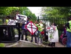 Deaf Grassgroots Movement at VA State Capital dated May 4th, 2016. (Vlog 2 parts)