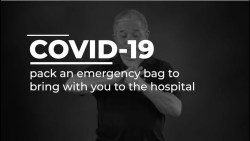 COVID-19 Healthcare Guide: pack an emergency bag