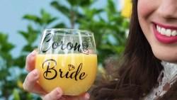 I Am A Corona Bride