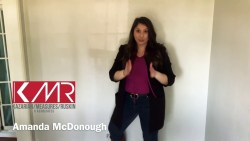 NCIS Ellie Scene - AMANDA MCDONOUGH