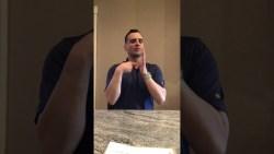 ASL Vlog #1