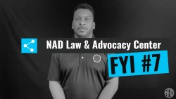 #AboutTheNAD: Law and Advocacy Center Tip #7