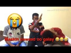 Somali Prank (Suaalo been Ah) qosol badan