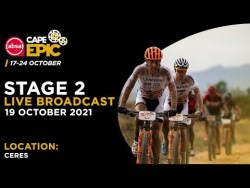 Stage 2 | Live Broadcast | 2021 Absa Cape Epic