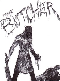 the_butcher_by_rm2kking