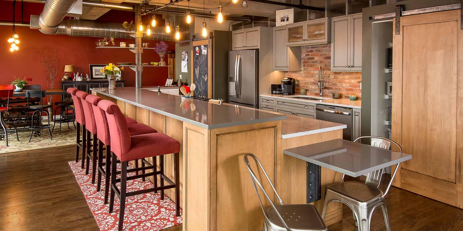 Spaces To Love Interiors Interior Design Studio Des Moines Image May  Contain Person Table Interior Design Firms Des Moines Luxury Condominium  Interior ...