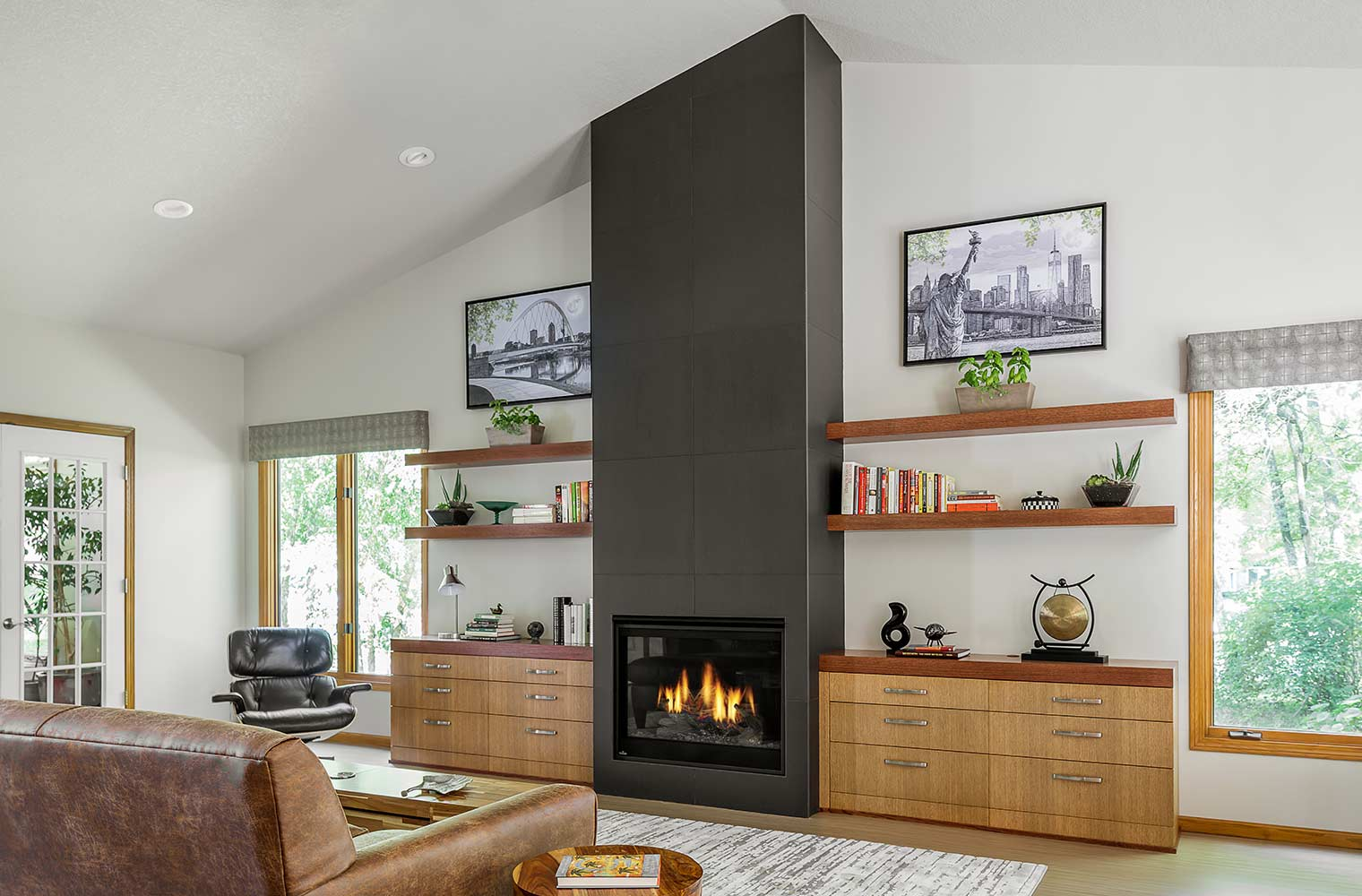Fireplace Design Ideas Hot Ways To Rethink A Powerful Focal