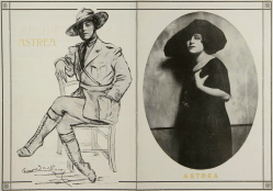As the pages appeared in the magazine.