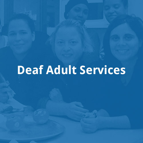 Deaf Adult Services