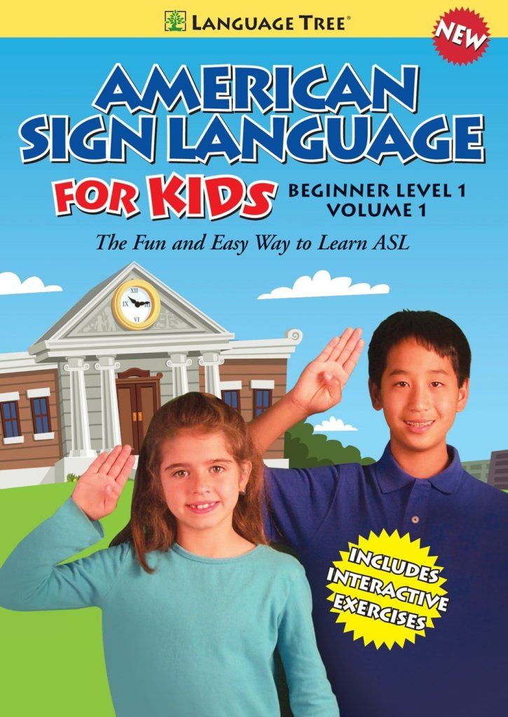 American Sign Language For Kids: Learning ASL Beginner Image