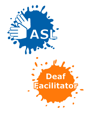 ASL and Deaf Facilitator