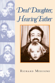 Deaf Daughter, Hearing Father Image