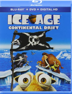 Ice Age: Continental Drift with ASL Interpretation Image