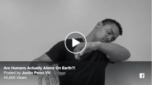 Are Humans Actually Aliens On Earth?! Image