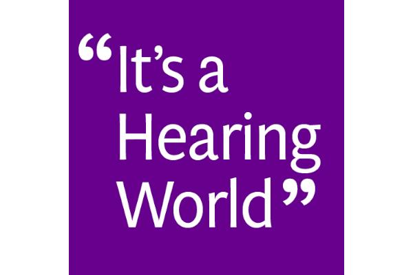 It's a Hearing World