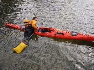 paddle float rescue