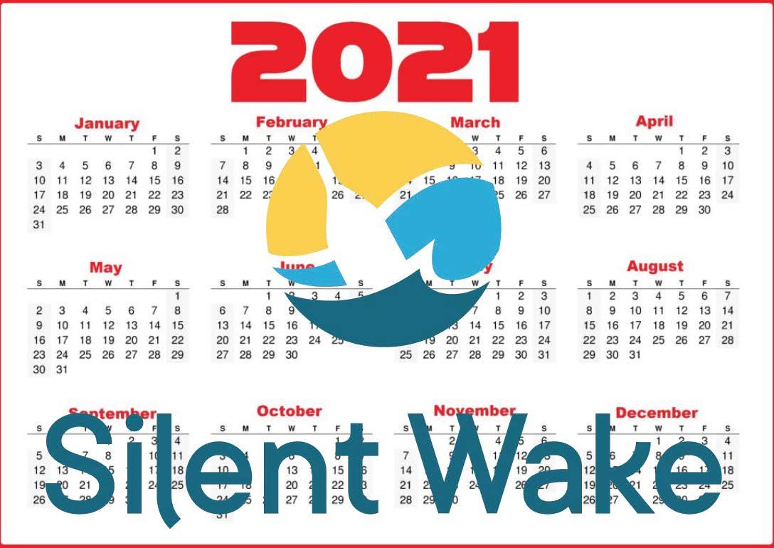 Silent Wake's kayak training