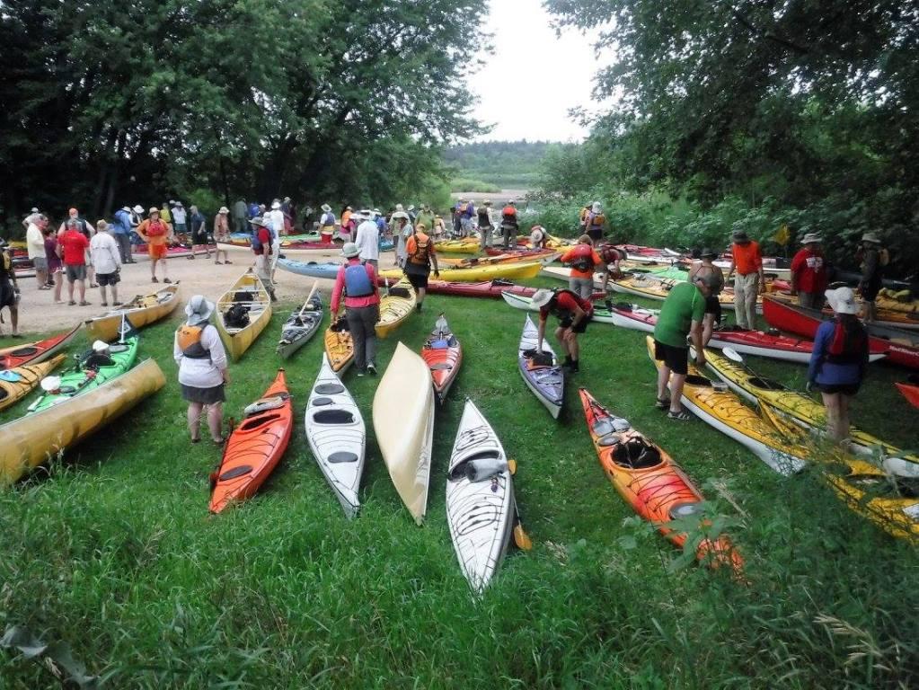 Kayaking lifestyle