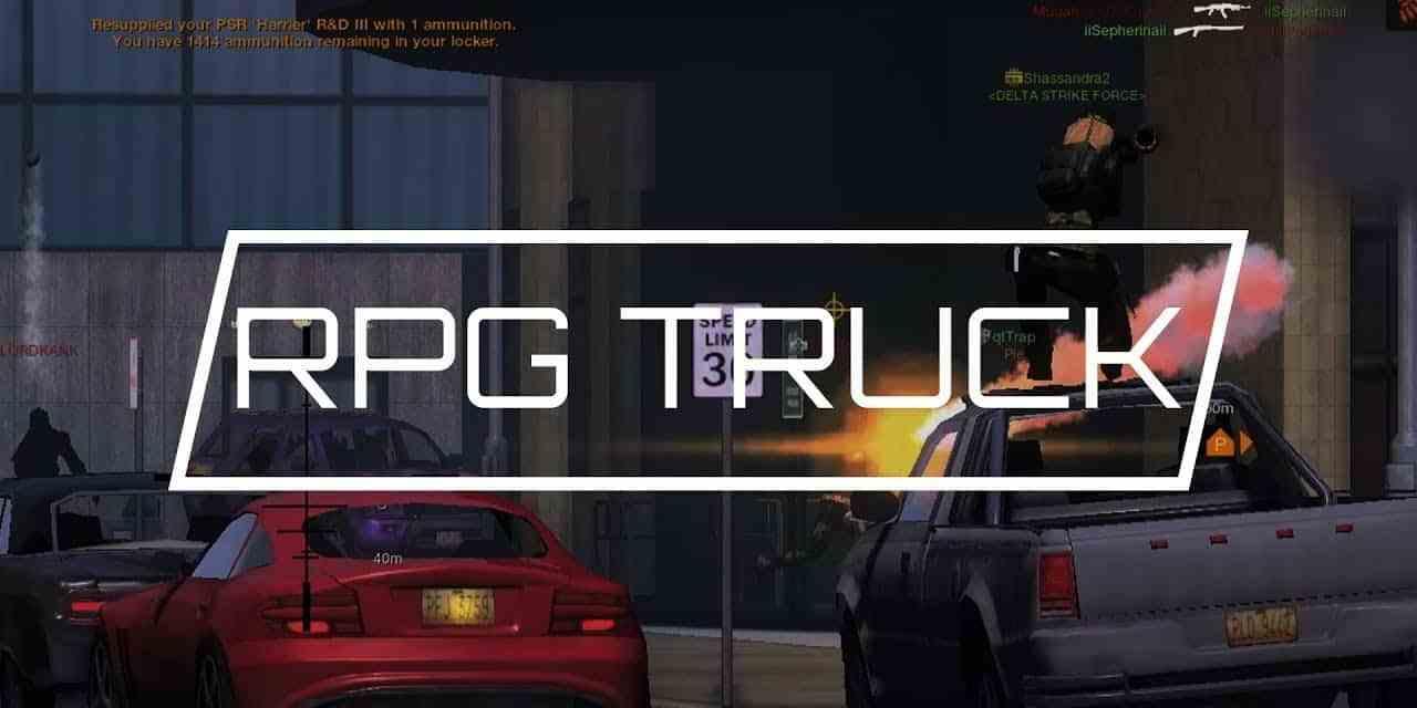 APB Reloaded – №13 – RPG Truck!