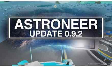 Astroneer Update 0.9.2 New Resource Types!