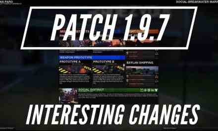 APB Patch 1.9.7   Patch Notes – What's Changed